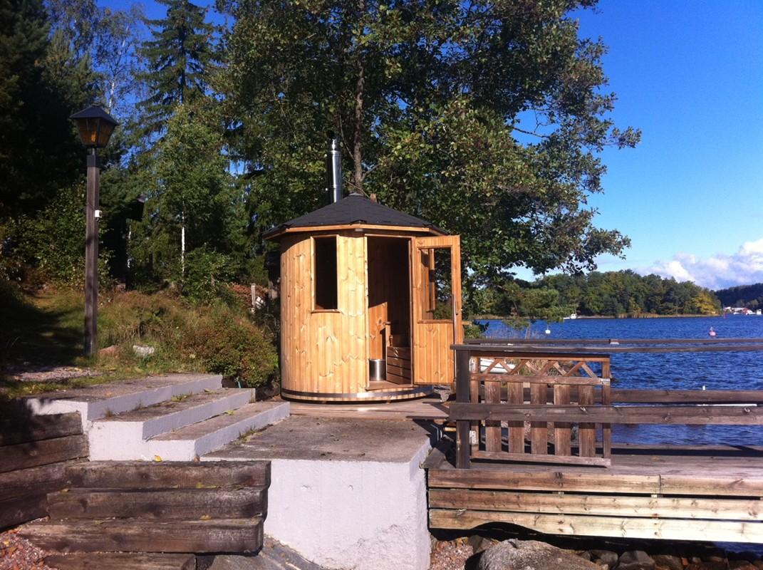 tout le monde peut avoir un sauna finlandais chez soi. Black Bedroom Furniture Sets. Home Design Ideas